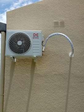 Instalación y limpieza de Split y Aire Ventana