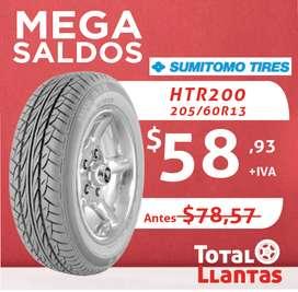 LLANTAS 205/60R13 SUMITOMO HTR200