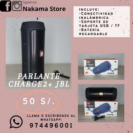 PARLANTE CHARGE 2+ JBL