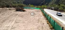 Terreno en La Quebrada