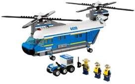 LEGO CITY 4439 HELICÓPTERO DE CARGA