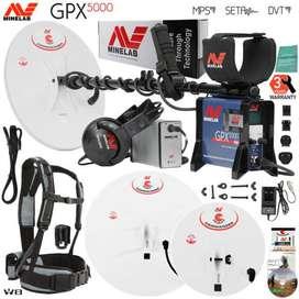 Detector de Metales GPX 5000