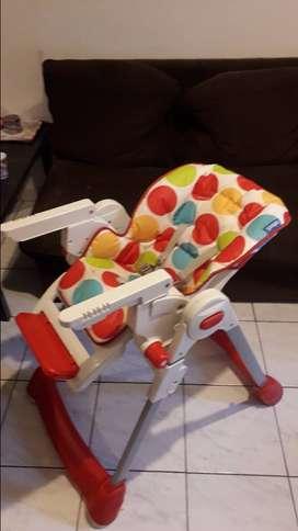 Silla bebé,  reclinable