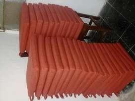 Almohadones para Sillas de Madera