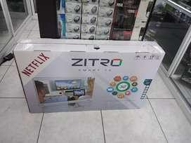 TV DE 32 marca zitro, Netflix incluido