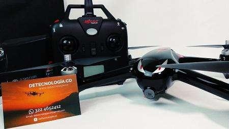 Drone MJX B2W Bugs 2 Mejor drone Camara Wifi y GPS del mercado 0