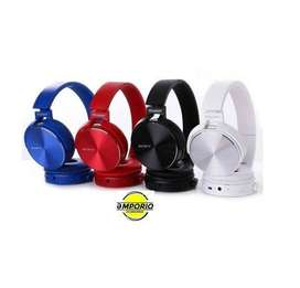 Audífonos SONY Extra Bass MDR-950BT Inhalambricos/bluetooth