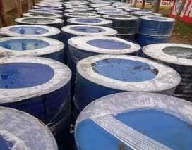 Emulsión asfáltica x baldes para impermealizar techos