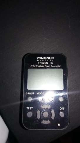 Transmisor Yongnuo Yn622n Tx para