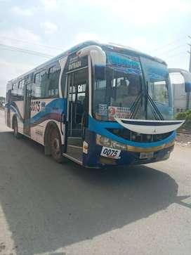 venta de Bus de la compañia URBADURAN