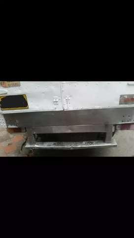 Vendo luv 1600 con motor diesel
