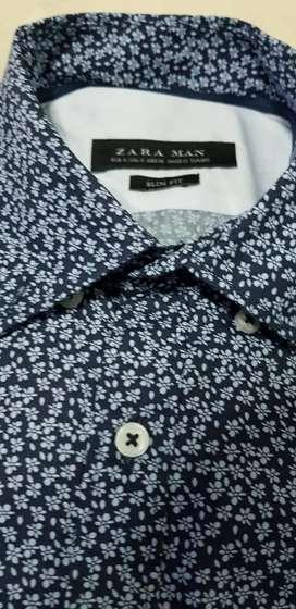 Camisa de Zara man importada