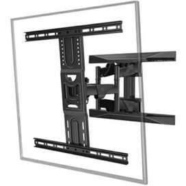 Bases de pared con resistencia para televisores hasta de 85 pulgadas