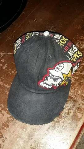 Gorra Rockstar