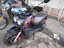 Vento moto tongko estilo bws.
