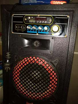 Parlantes USB Jackson