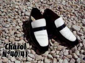 Zapatos Charol 40 41
