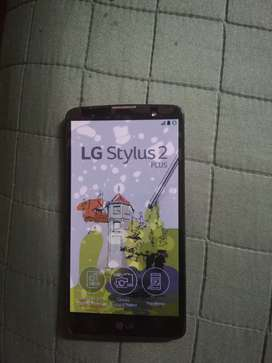 Ganga vendo LG stylus 2 plus negociable