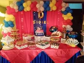 Realizamos todo tipo de eventos, buffet, decoración, luces, pregunte por nuestros paquetes, hacemos tu sueño realidad.