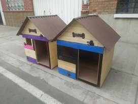 Oferta Casa para Perro Lindos Colores