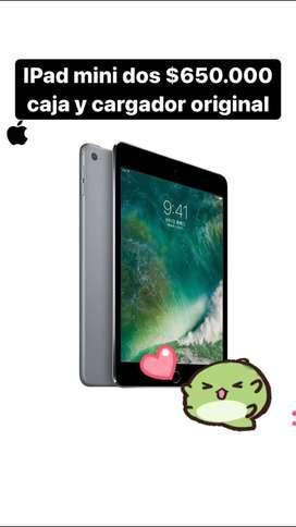 iPad Mini 2! $650.000- 128Gb de Almacenamiento