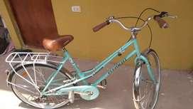 Bicicleta marca element , Aro 26  .