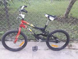 Bicicleta bmx stark r16