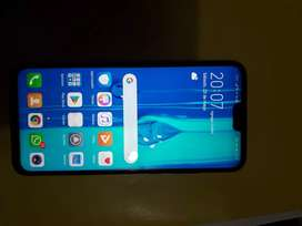 Se vende huawei y9 2019, negociable.