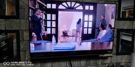 TV sony bravia  smart de 50 p  con barra de sonido