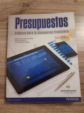 Libro Presupuestos Enfoque Para La Planeacion Financiera / Pearson