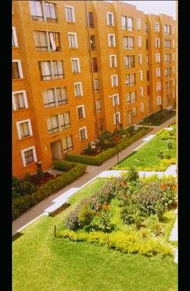 Vendo apartamento ciudad verde, recibo vehiculo pequeño parte de pago