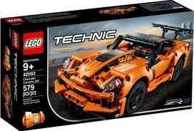 Corvette LEGO Thecnic Original