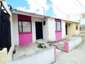 Venta de casa en pasto Barrio  santa Mónica manzana H casa # 35