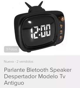 Parlante Bluetooth speaker