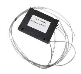 SPLITTER PLC 1X4 S/CONECTORES