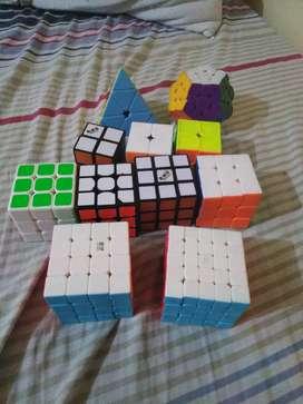 Puzzles tipo cubos de Rubick, Huamanga Ayacucho