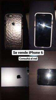 Vendo iphone 6 impecable
