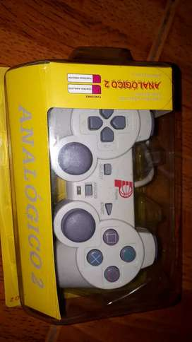 Vendo Joystick de playstation 2