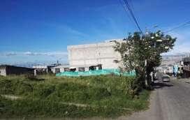 Vendo terreno de 277 m2 al Sur de Quito