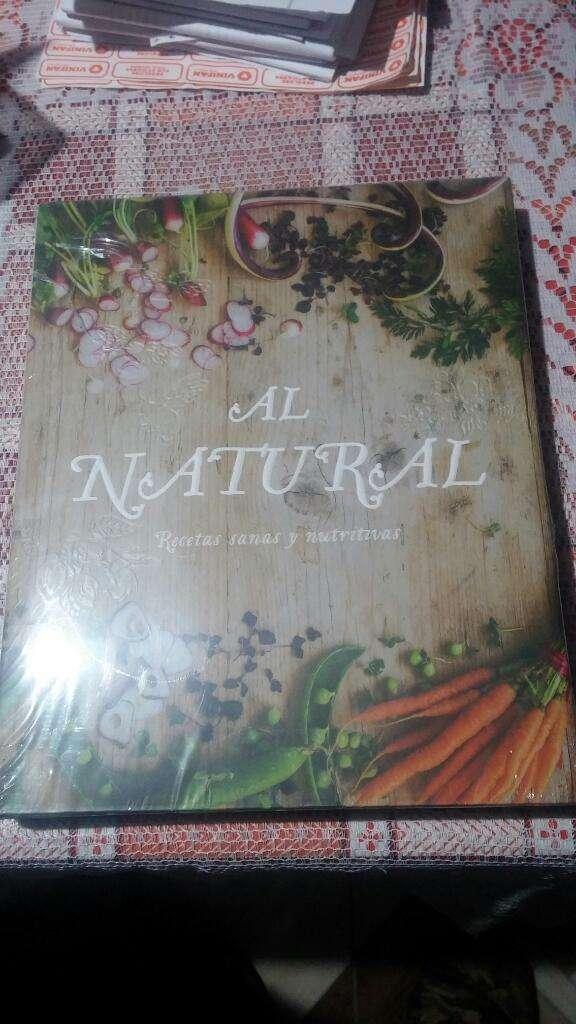 Libro de Cocina Al Natural 0