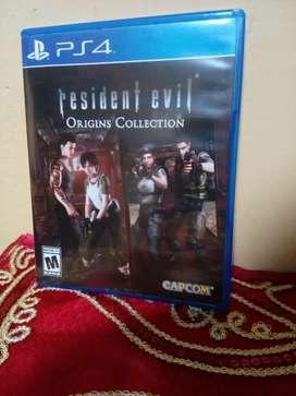 Videojuego Resident Evil: Origins Collection para PS4