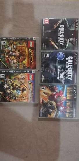 Juegos para PS3 EN EXCELENTE ESTADO