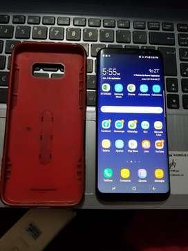 Vendo Mi Samsung S8 Plus Impecable
