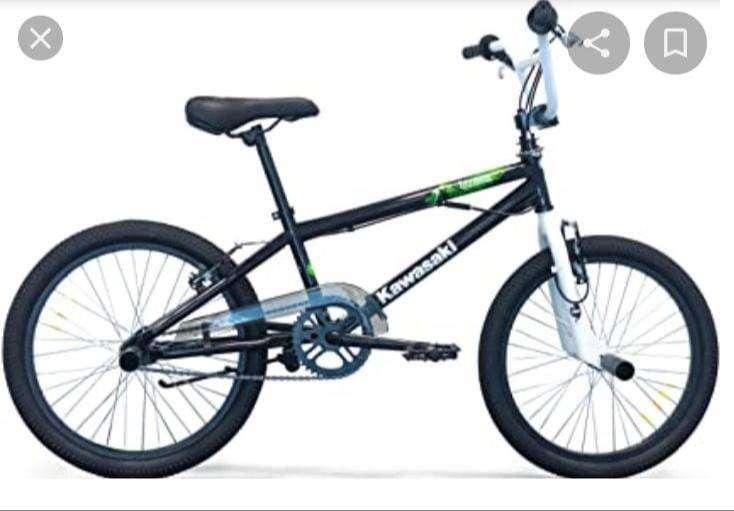 Bicicleta Kawasaki Aro 20 Bmx Estilo Libre 0