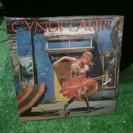 VINILO CINDY LAUPER POP 80S ROCK SOFT DISCO