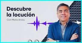 Curso Completo Descubre la Locucion con Mario Arvizu x Crehana