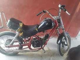 Moto dadal salatino