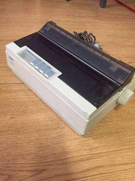 Impresora Matriz De Punto Lx300