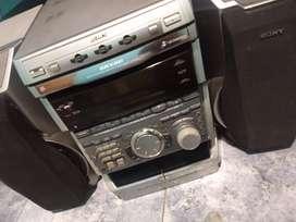 Sony Grx80 (salida Quemada)