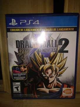 Vendo Dragon Ball Xenoverse 2